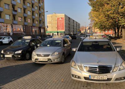 Halo taxi Piła 11