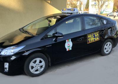 Halo taxi Piła 23