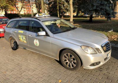 halo taxi piła 55