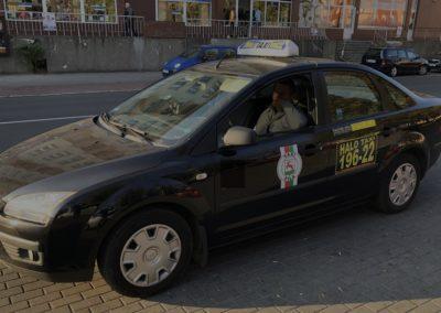 halo taxi piła 66