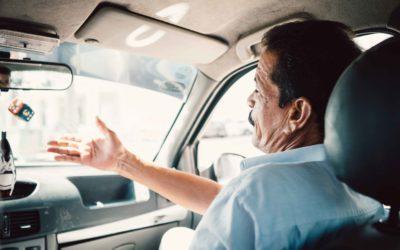 Najnowsze informacje i zalecenia dla kierowców taksówek wydane przez Ministerstwo Rozwoju Pracy i Technologii.